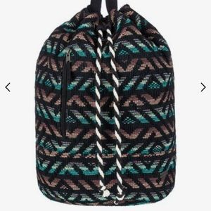 NWT Roxy Dreaming of It backpack